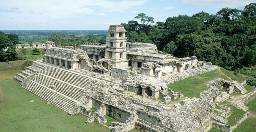 Mexique palenque 1 2
