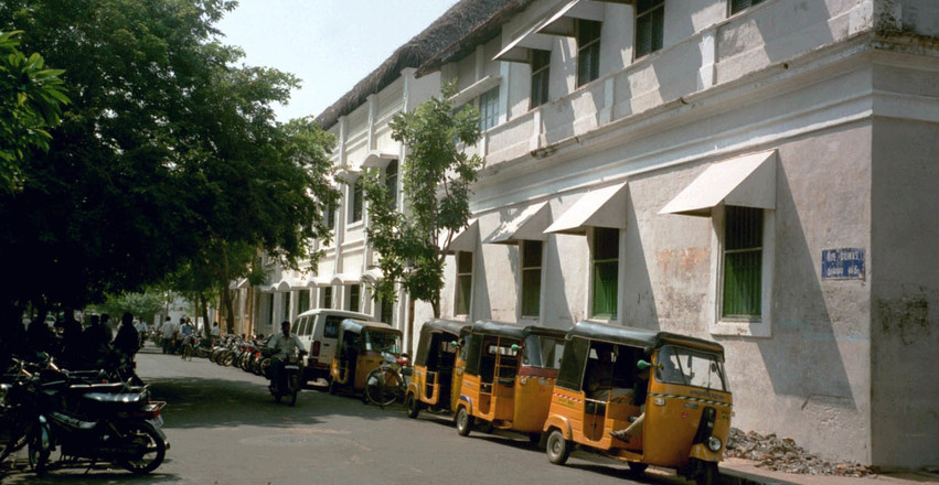 Inde pondichery 1