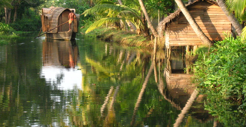 Inde backwaters kerala 2