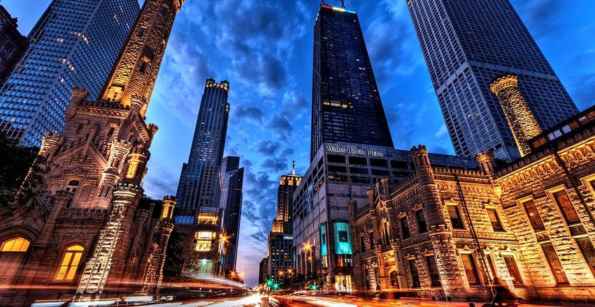 Usa chicago magnificent mile 3
