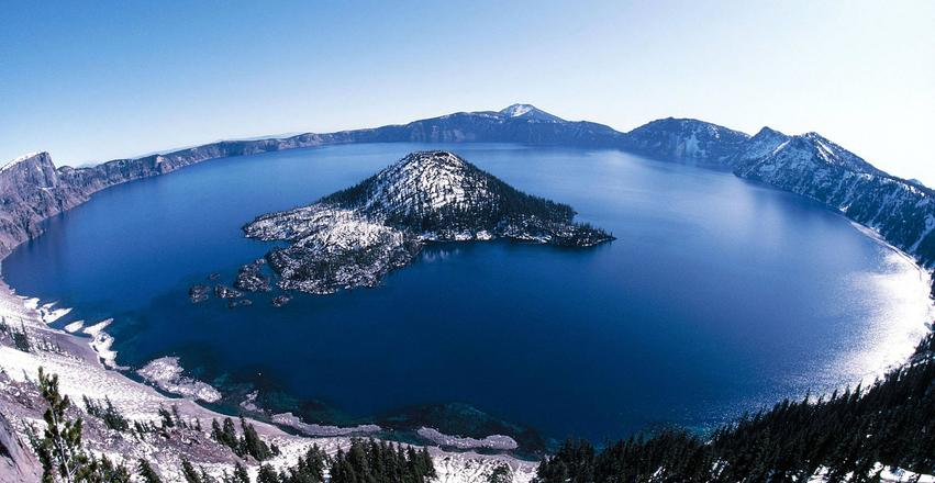 Usa crater lake 3