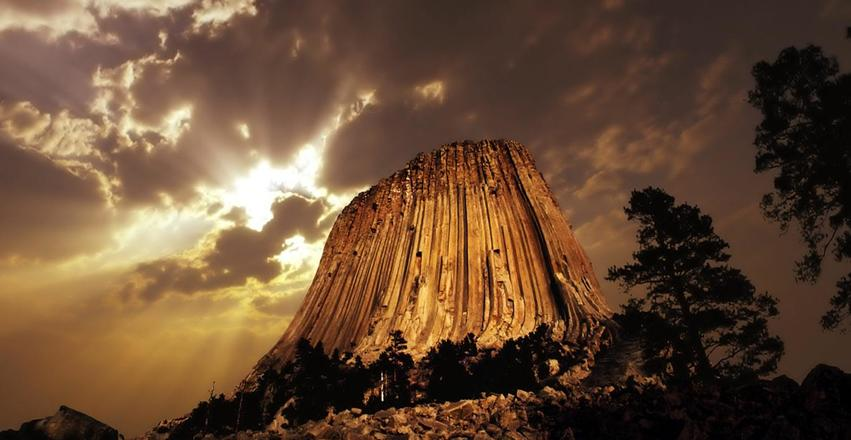 Usa devils tower 3