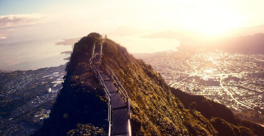 Usa haiku stairs 3