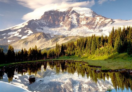 Usa mont rainier 1