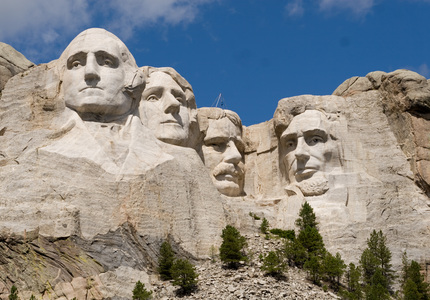 Usa mount rushmore 1