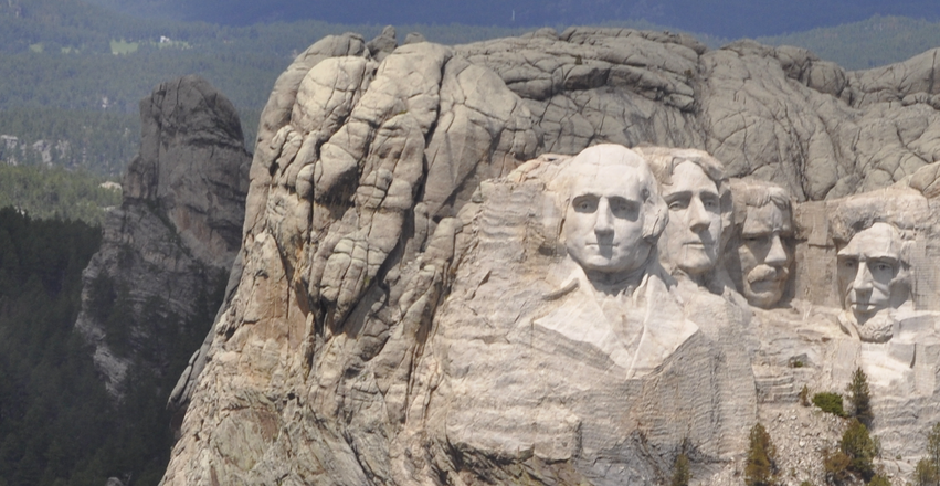 Usa mount rushmore 2