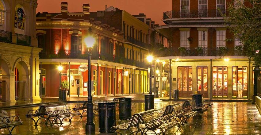 Usa new orleans 1