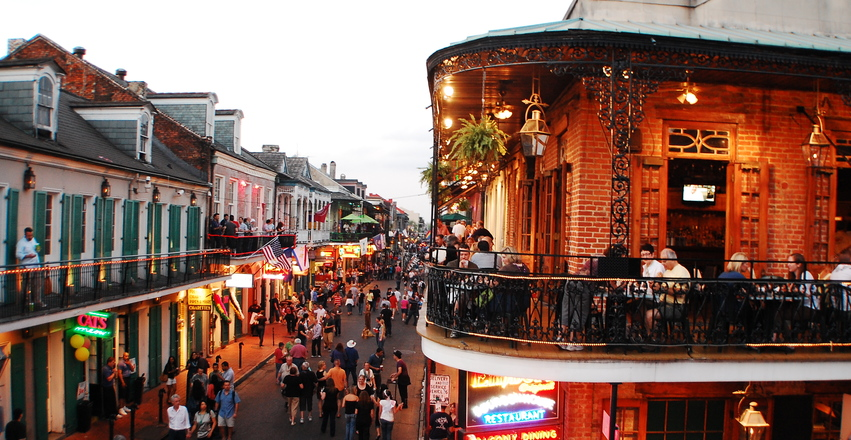 Usa new orleans 2