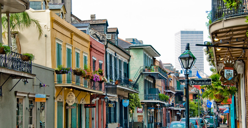Usa new orleans 3