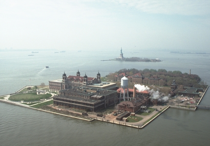 Usa new york ellis island 1