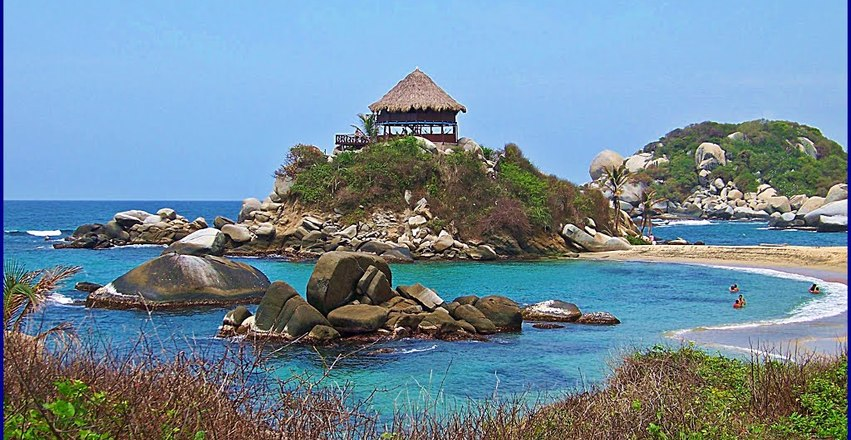 Colombie parc tayrona 2