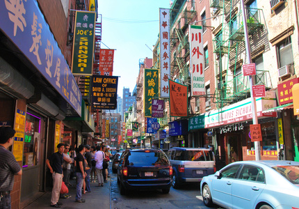 Usa new york chinatown 1