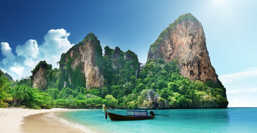 Thailande railay 1