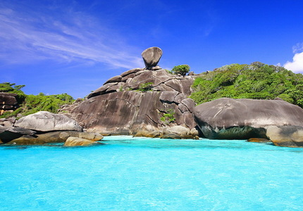 Thailande similan islands 1