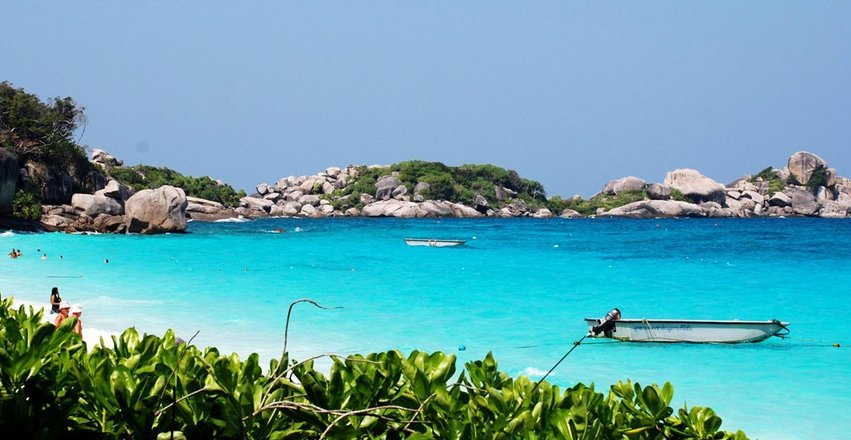 Thailande similan islands 2